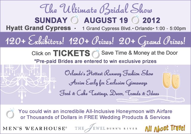 Ultimate Bridal Show Orlando